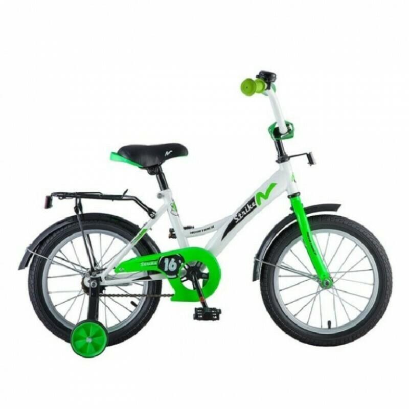 Велосипед 16 Новатрек STRIKE