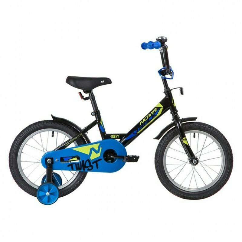 Велосипед 16 Новатрек TWIST