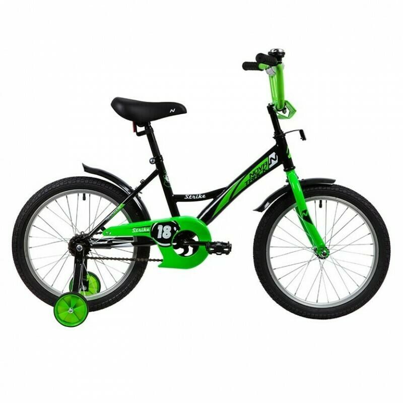 Велосипед 18 Новатрек STRIKE