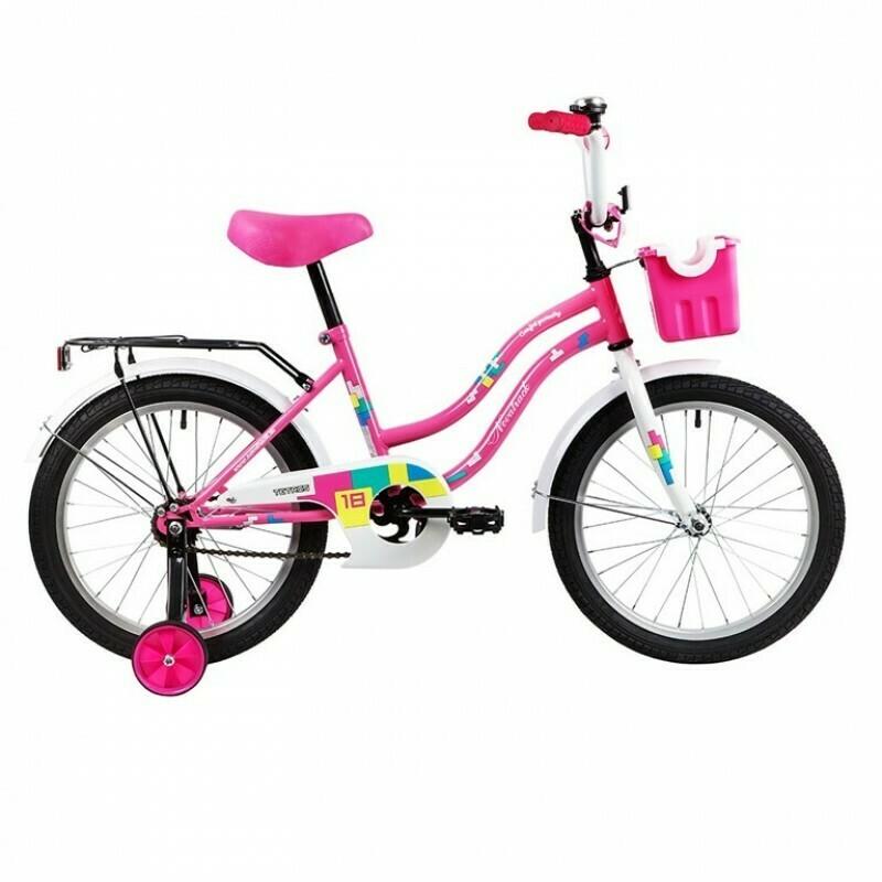 Велосипед 18 Новатрек TETRIS