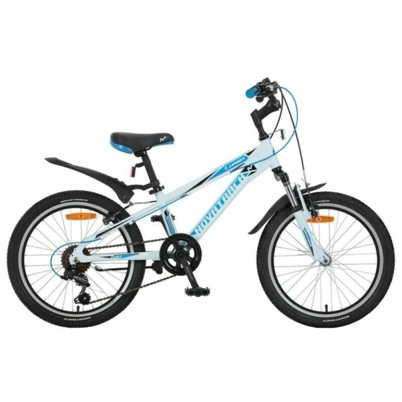 Велосипед 20 Новатрек LUMEN