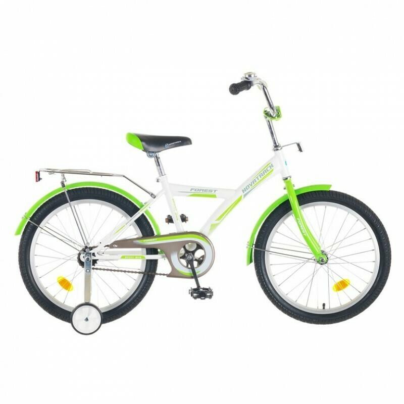 Велосипед 20 Новатрек FOREST