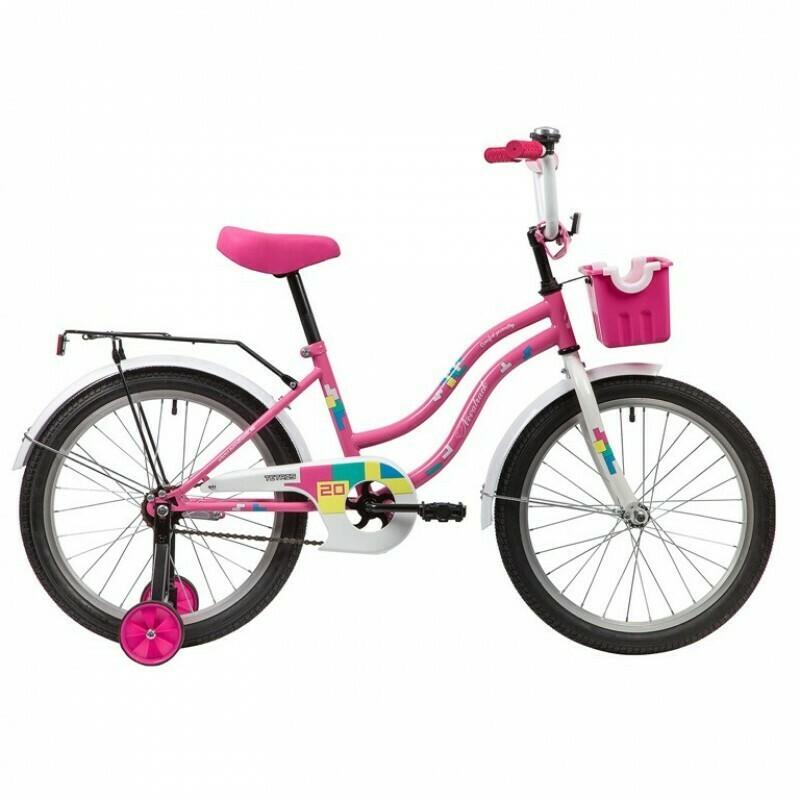 Велосипед 20 Новатрек TETRIS