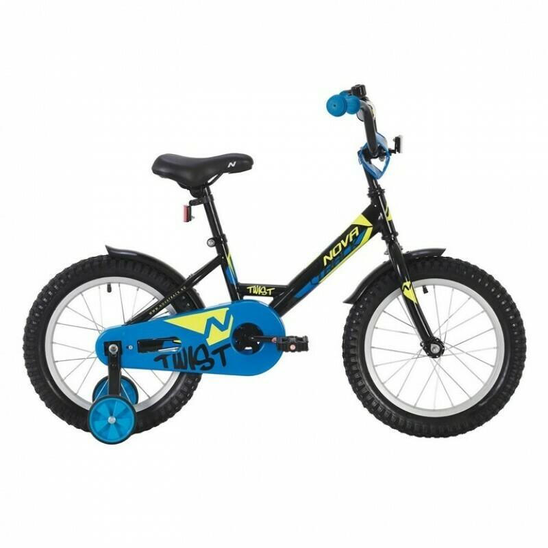 Велосипед 20 Новатрек TWIST
