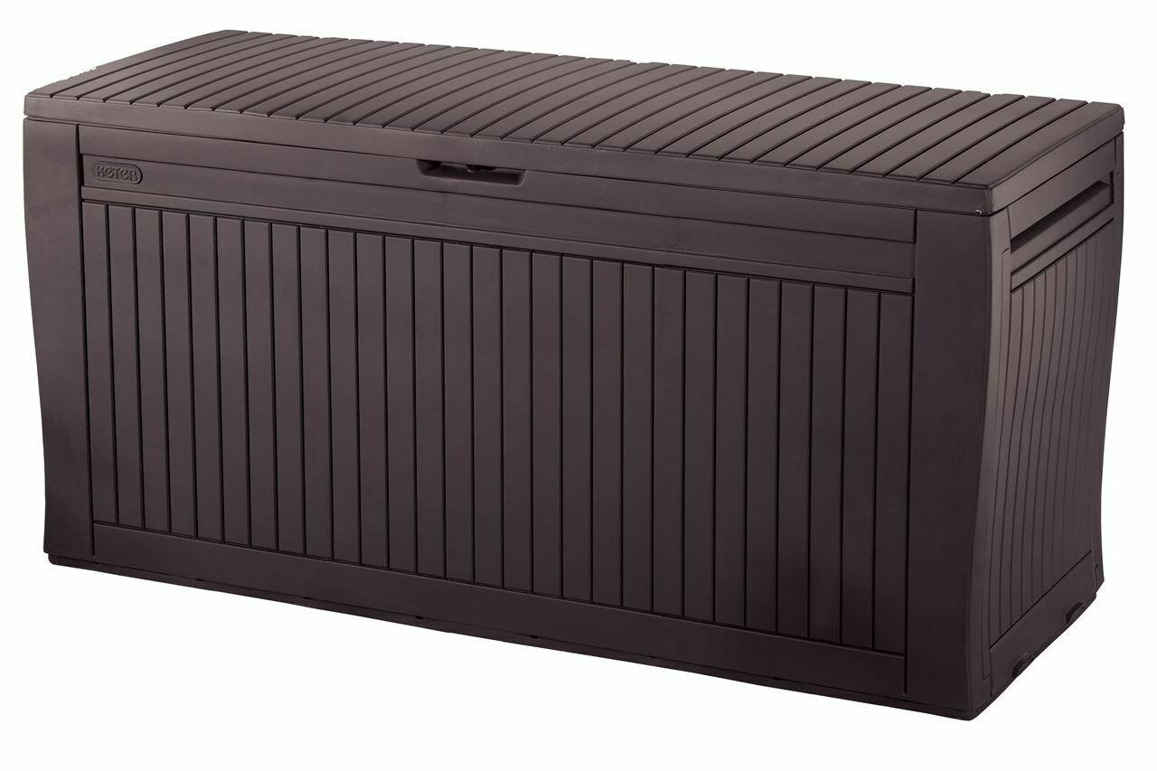 Сундук лавочка Comfy Storage Box коричневый