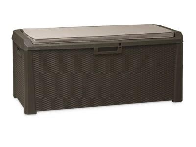 Ящик для хранения с матрасом