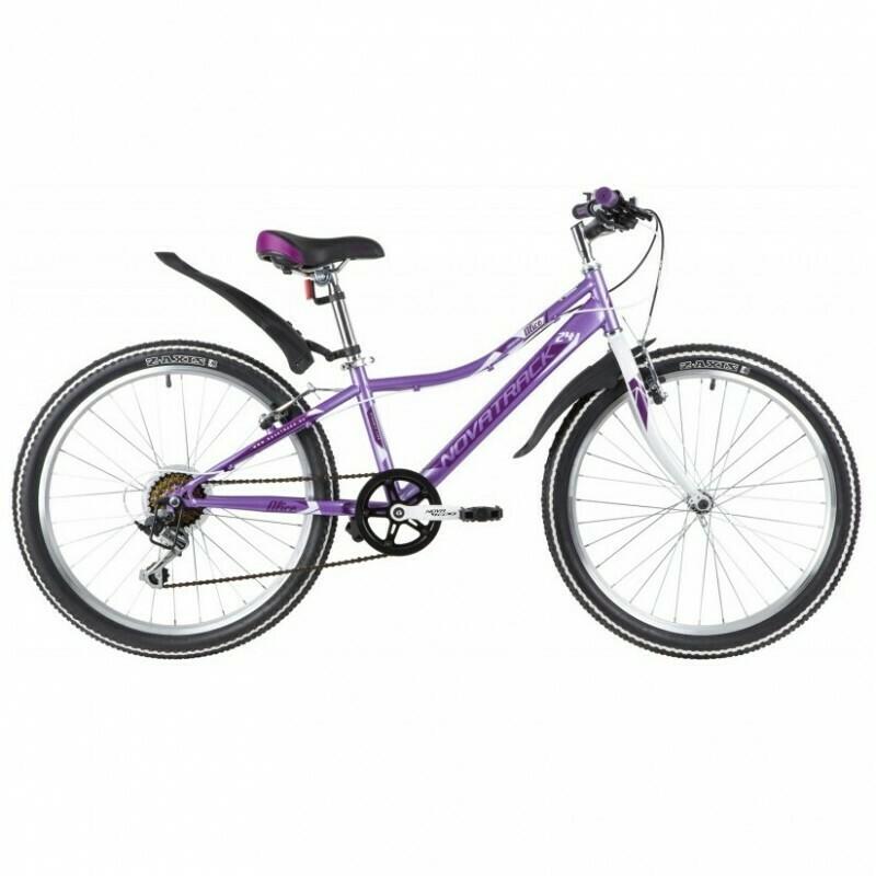 Велосипед 24  Новатрек ALICE