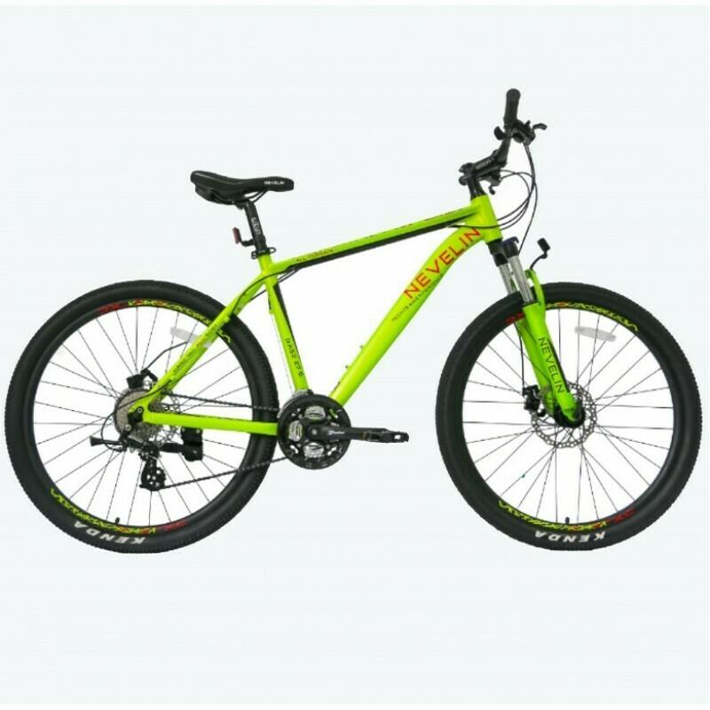 Велосипед 27,5 TechTeam Nevelin