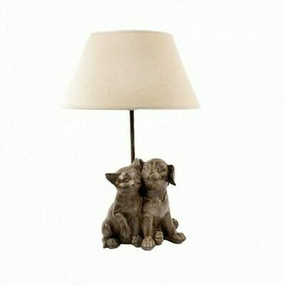 Настольная лампа Кот и Собака