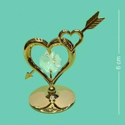 Фигурка Два сердца