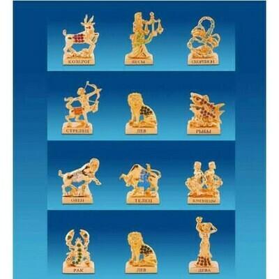 Фигурки Знаки зодиака