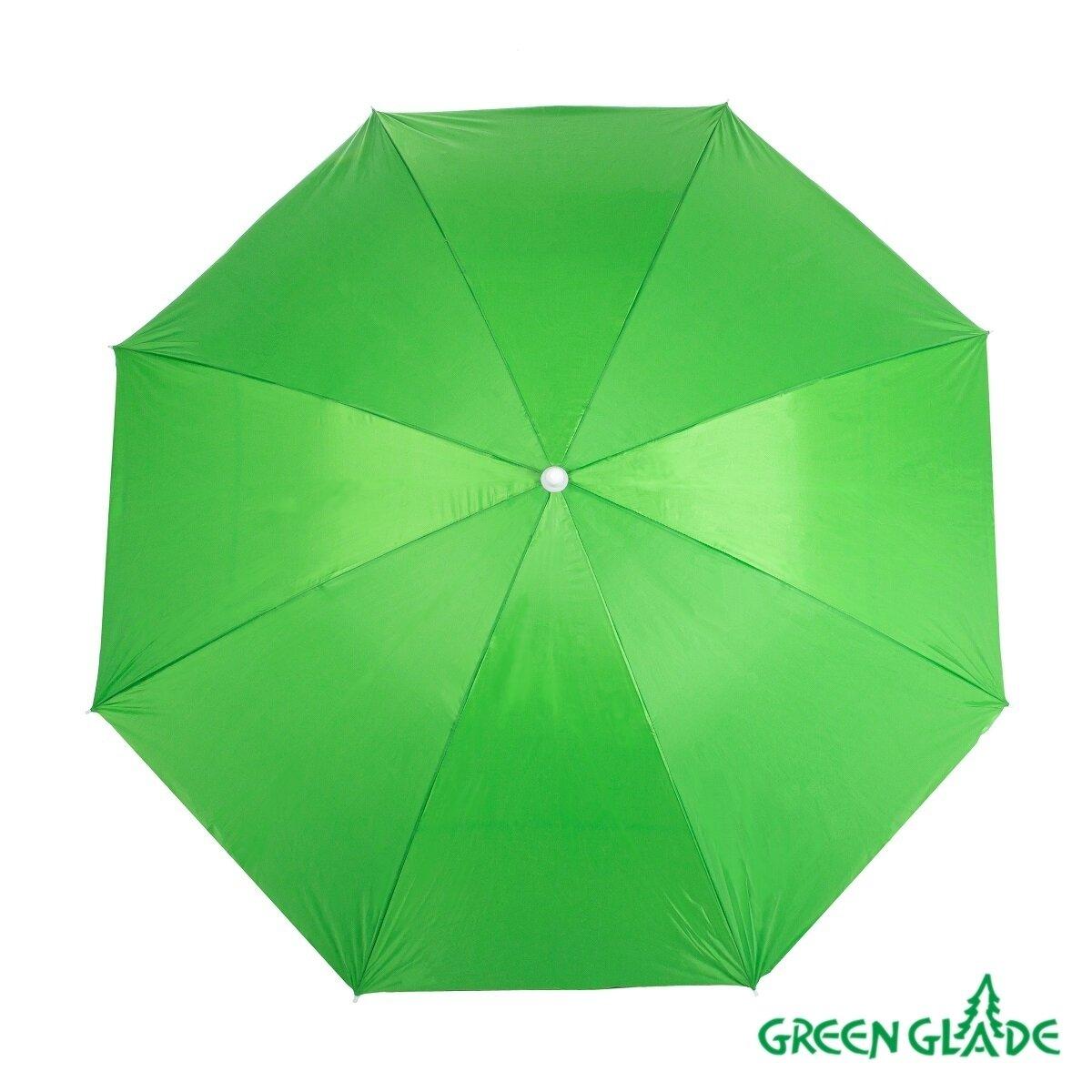 Зонт садовый Green Glade 0013