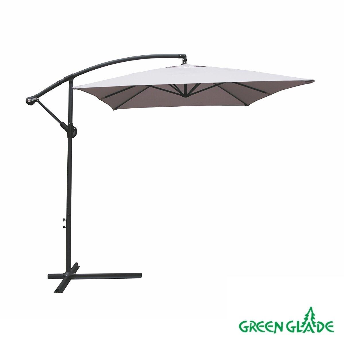 Зонт садовый Green Glade 6401