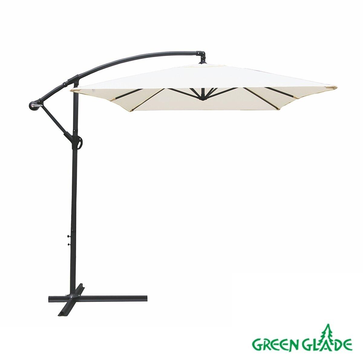 Зонт садовый Green Glade 6402