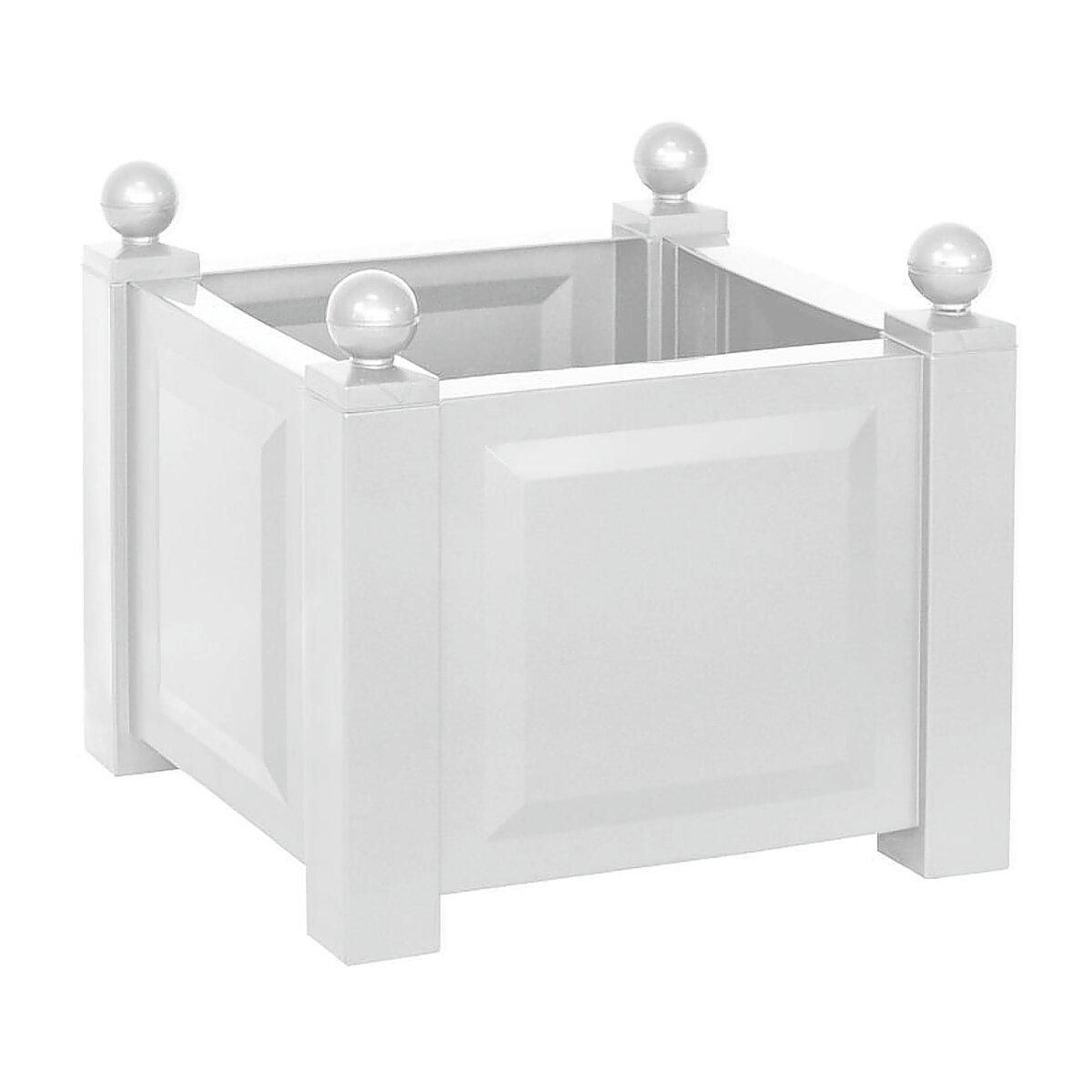 Квадратный ящик для растений