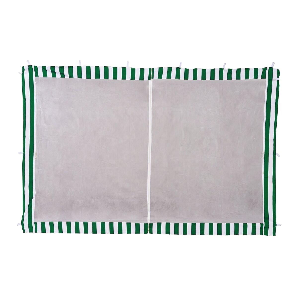 Стенка для садового тента