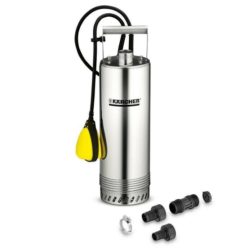 Напорный погружной насос Karcher BP 2 Cistern