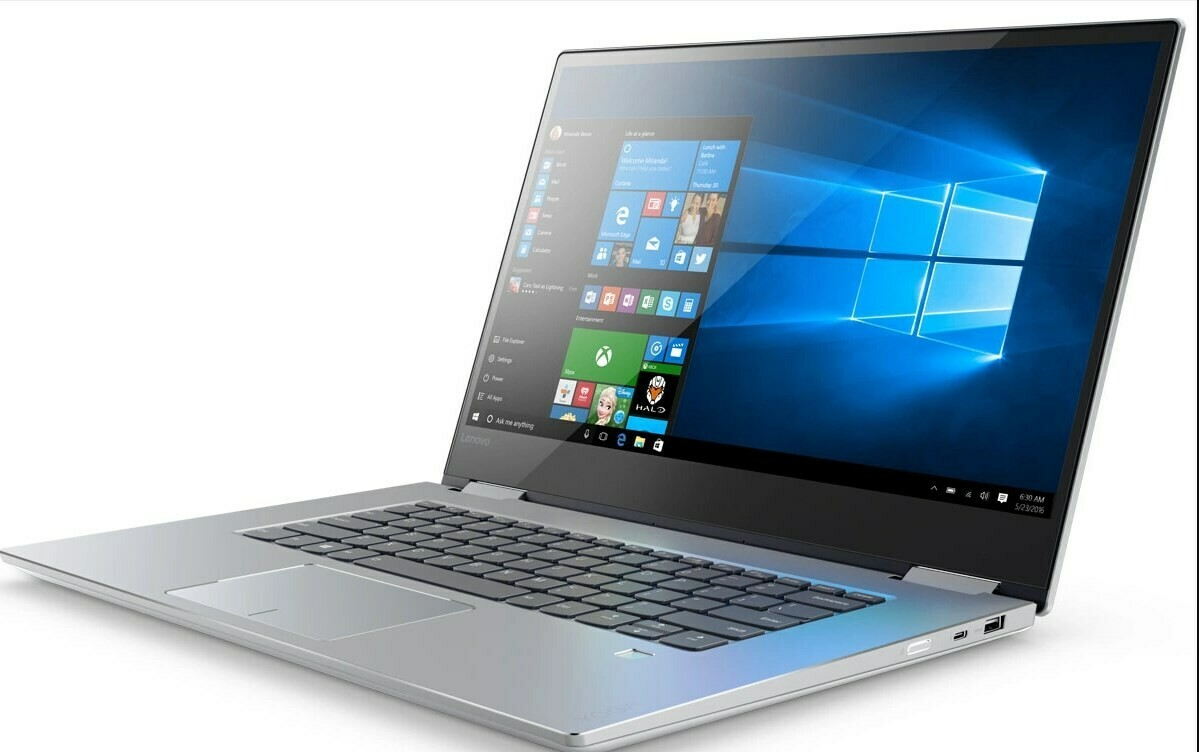 Lenovo Yoga 720-15IKB Grey