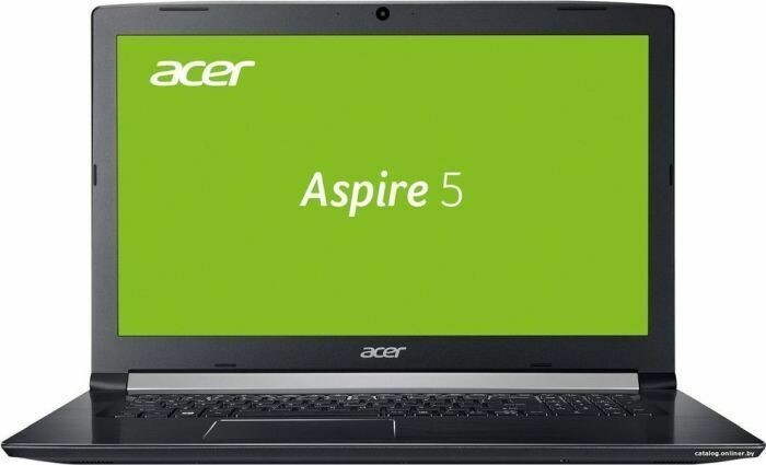Acer Aspire A517-51G-55A4 Black