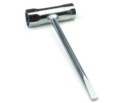 Ключ свечной универсальный Patriot (10х19 мм)