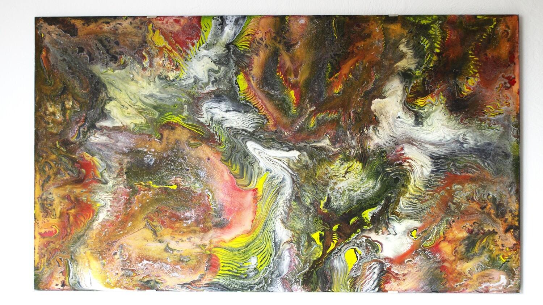 Интерьерная картина абстракция