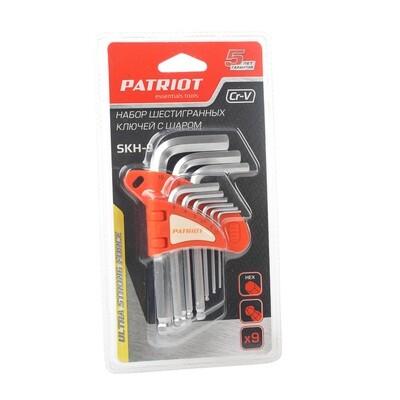 Набор ключей Patriot SKH-9