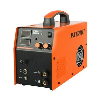 Полуавтомат сварочный инверторный Patriot WMA 205ALM MIG/MAG/MMA