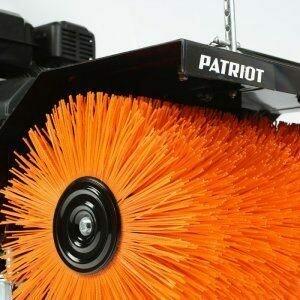 Щетка в сборе Patriot B 60 для PS 888