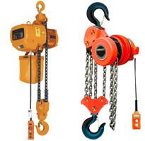 Таль электрическая цепная TOR HHBBSL075-03, 7,5 т