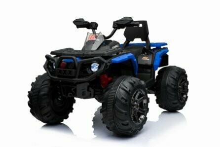 Детский квадроцикл RiverToys  полноприводный 4WD