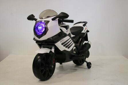 Детский мотоцикл RiverToys K333KK