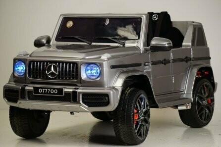 Электромобиль RiverToys Mercedes-Benz G63 O777OO