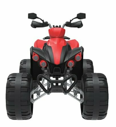 электрический квадроцикл RiverToys P444PP