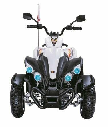 Электромобиль квадроцикл RiverToys P222PP