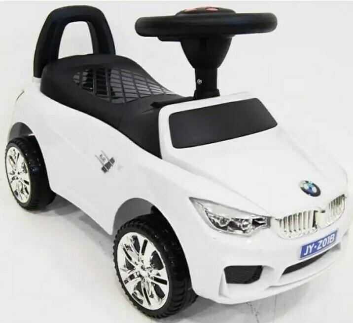 Каталка-толокар RiverToys BMW JY-Z01B MP3