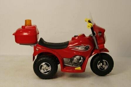 Детский мотоцикл RiverToys HL218