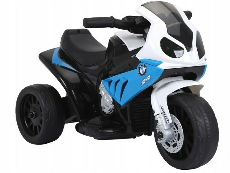 Детский мотоцикл MOTO BMW S1000 RR JT5188 VIP (лицензионная модель)