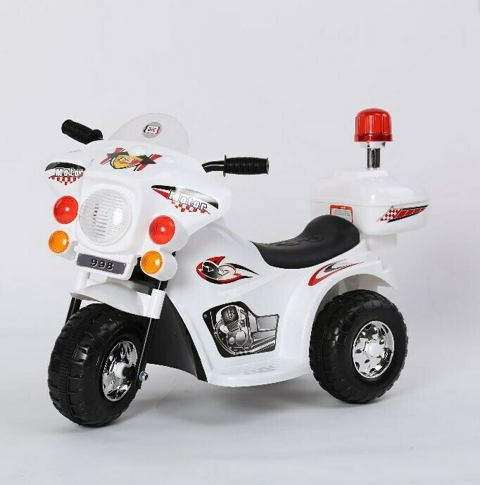 Детский электромотоцикл RiverToys 998