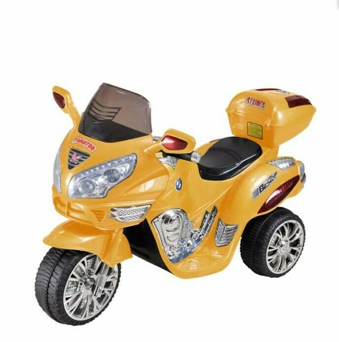 Детский мотоцикл RiverToys HJ 9888