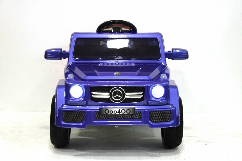 Детский электромобиль Mercedes Benz O004OO VIP GLANEC с дистанционным управлением