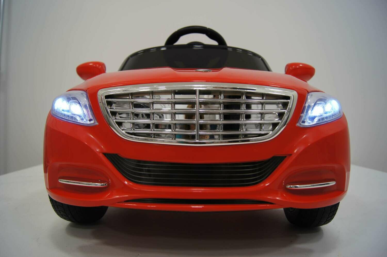Детский электромобиль RiverToys Mercedes-Benz T007TT с дистанционным управлением