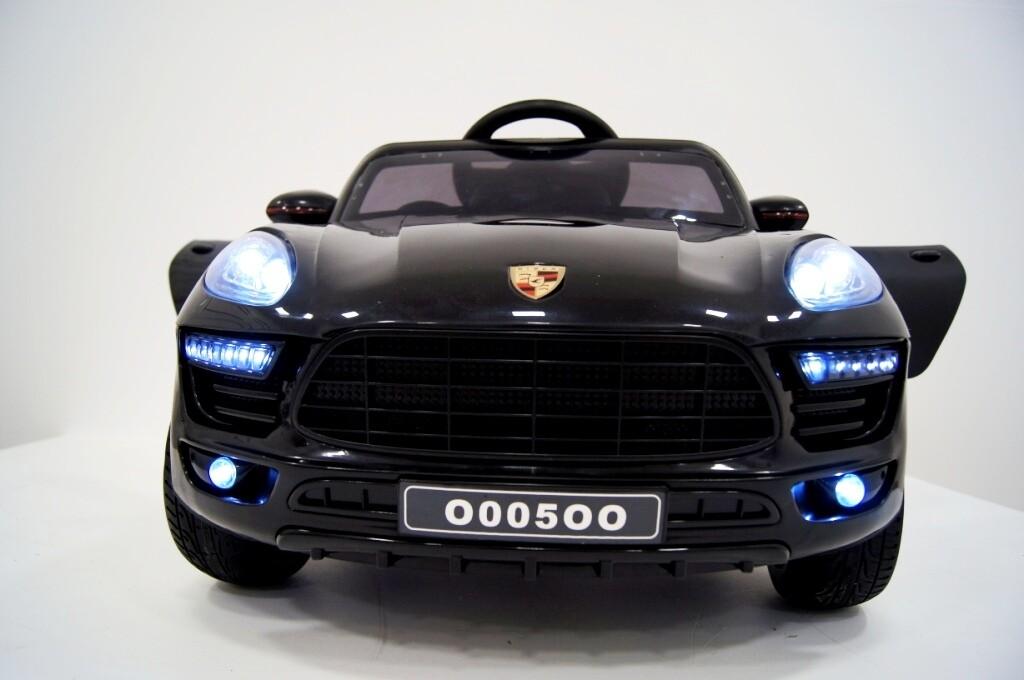 Детский электромобиль Porsche Macan O005OO VIP  с дистанционным управлением