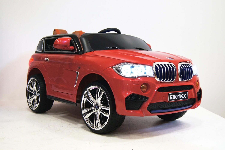 Детский электромобиль BMW E002KX с дистанционным управлением