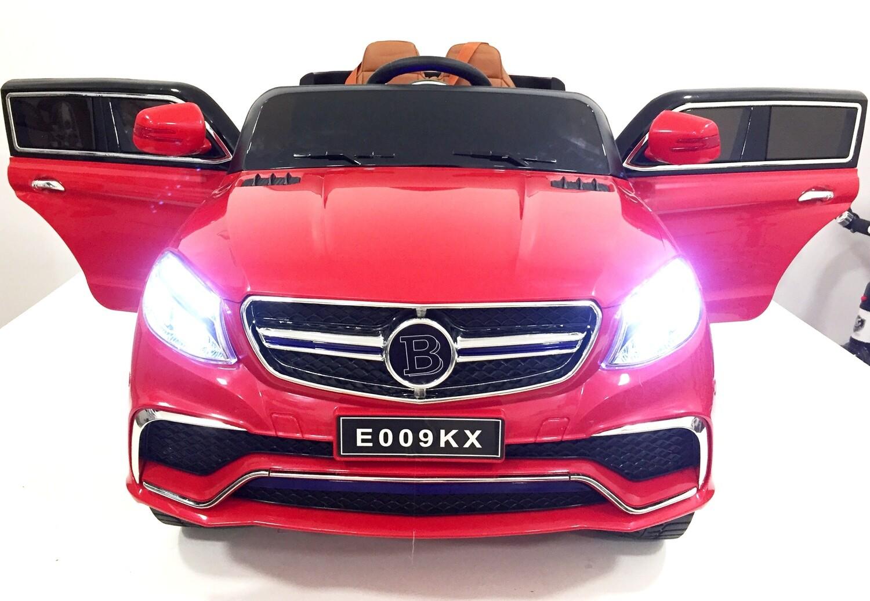 Детский электромобиль Mercedes E009KX с дистанционным управлением