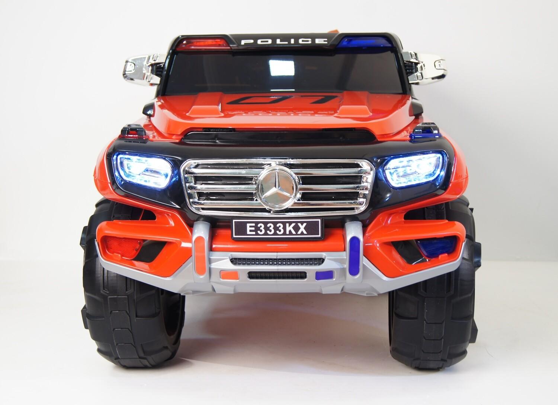 Детский электромобиль RiverToys MERC E333KX с дистанционным управлением