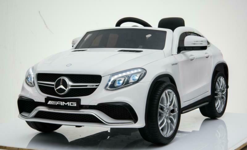 Mercedes-AMG GLE63 Coupe M555MM  с дистанционным управлением