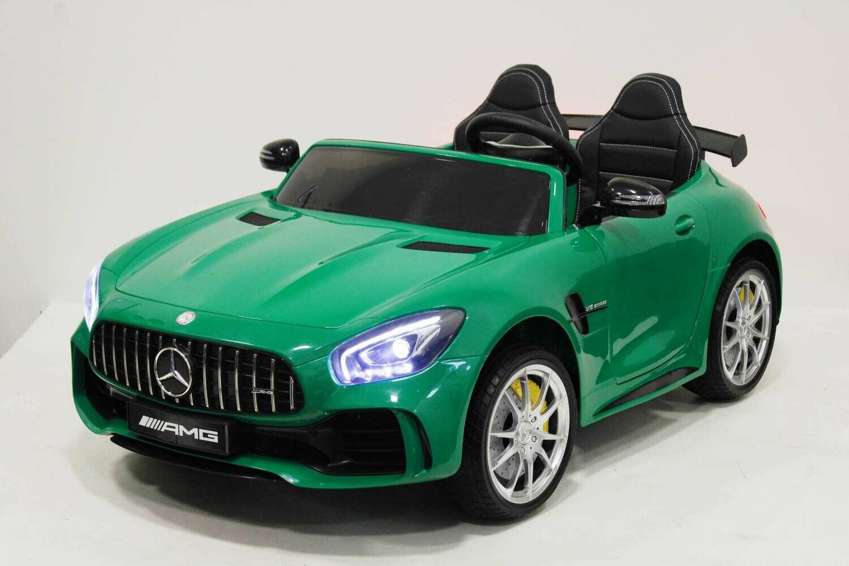 Детский электромобиль MERCEDES-BENZ-AMG-GTR-HL289 с дистанционным управлением