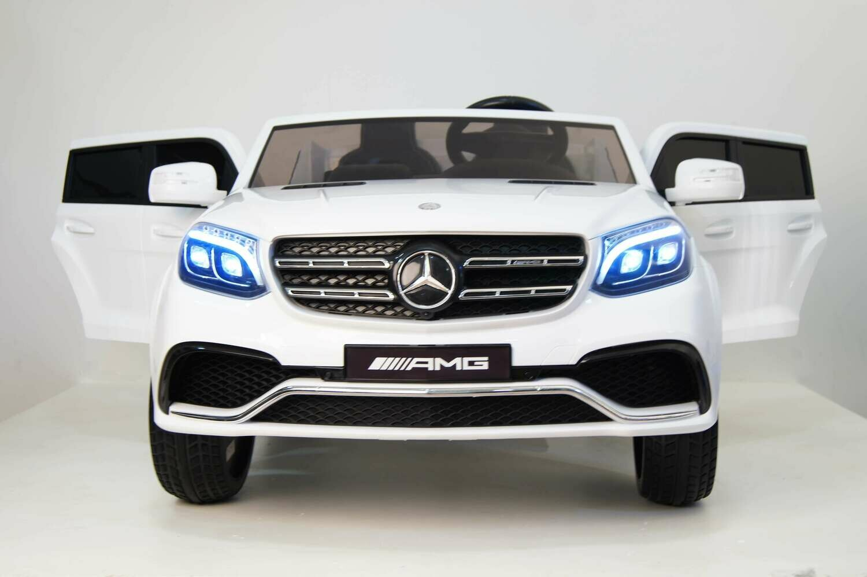 Детский электромобиль MERCEDES-BENZ GLS63 4WD с дистанционным управлением
