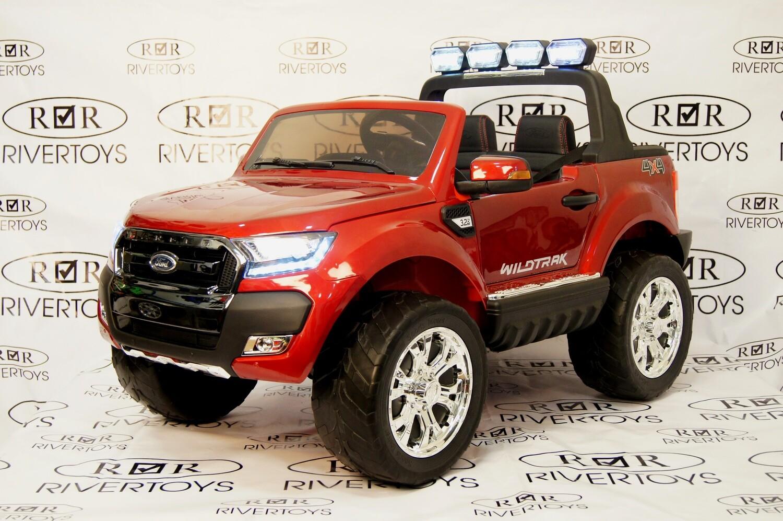 Детский электромобиль NEW FORD RANGER 4WD  с дистанционным управлением