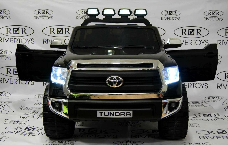 Детский электромобиль TOYOTA TUNDRA JJ2255 с дистанционным управлением